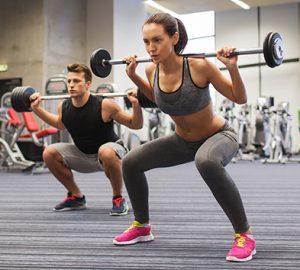 Toronto fitness trainer